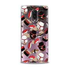 Lex Altern TPU Silicone Phone Case Japanese Cats