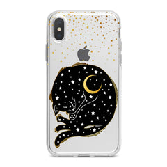 Lex Altern Feline Good Night Phone Case for your iPhone & Android phone.