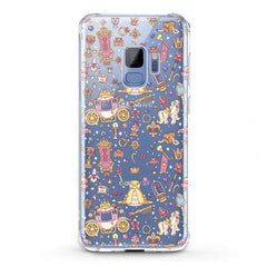 Lex Altern TPU Silicone Phone Case Princess Accessories