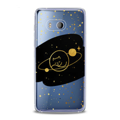 Lex Altern TPU Silicone HTC Case Cat Sweet Dreams