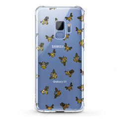 Lex Altern TPU Silicone Phone Case Honeybee Pattern