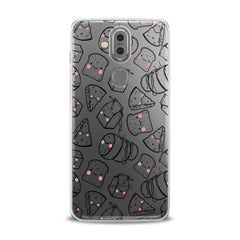 Lex Altern TPU Silicone Phone Case Food Graphic