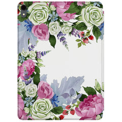 Lex Altern Magnetic iPad Case Spring Blossom