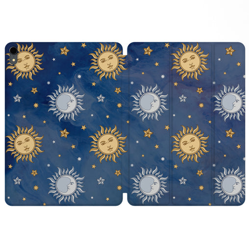 Lex Altern Magnetic iPad Case Celestial Pattern for your Apple tablet.