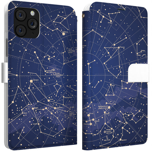Lex Altern iPhone Wallet Case Constellations Map Wallet