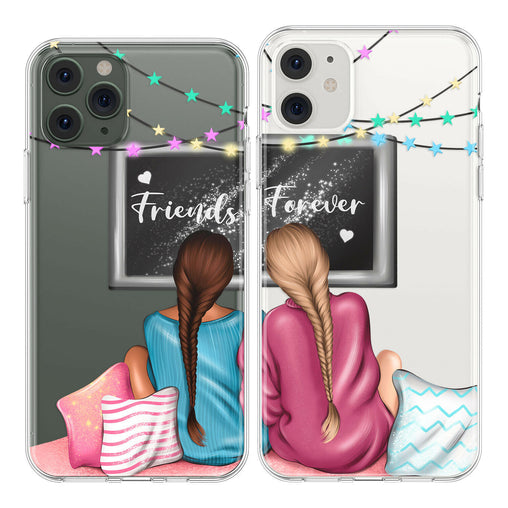 Lex Altern TPU Silicone Couple Case Movie Lovers