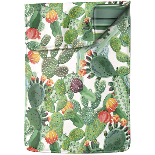 Lex Altern Laptop Sleeve Exotic Cacti Pattern