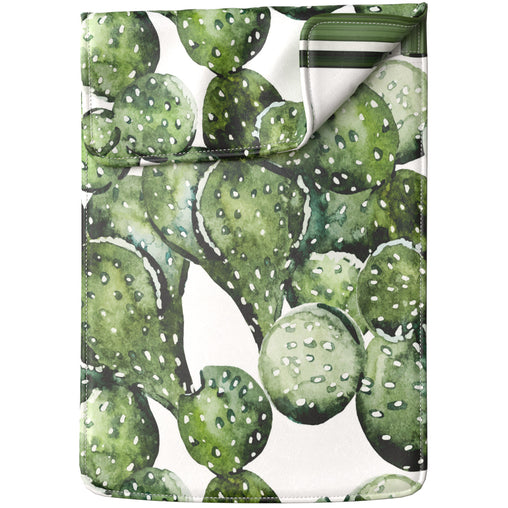 Lex Altern Laptop Sleeve Watercolor Opuntia