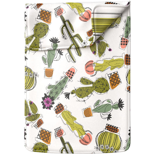 Lex Altern Laptop Sleeve Cactus Drawing