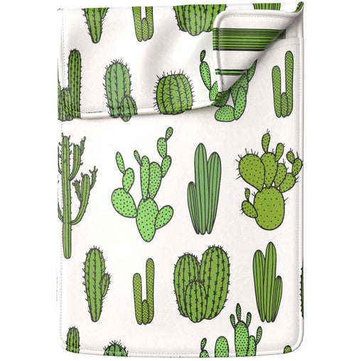 Lex Altern Laptop Sleeve Prickly Pear Print