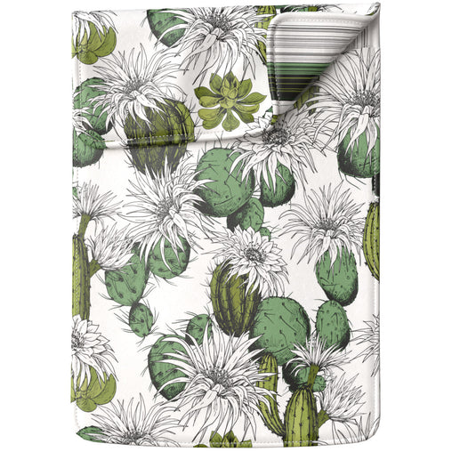 Lex Altern Laptop Sleeve Modern Succulents
