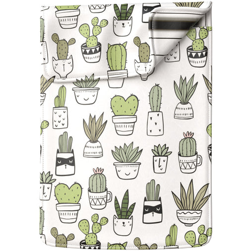 Lex Altern Laptop Sleeve Adorable Cactuses
