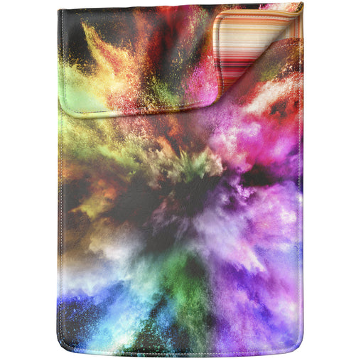 Lex Altern Laptop Sleeve Colorful Splash