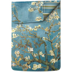 Lex Altern Laptop Sleeve Almond Tree in Blossom