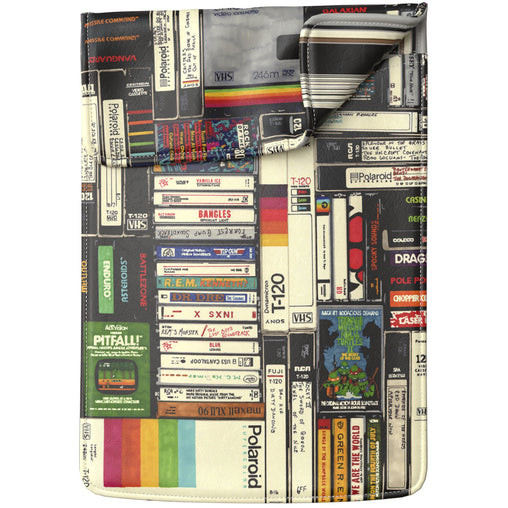 Lex Altern Laptop Sleeve Videotape Pattern