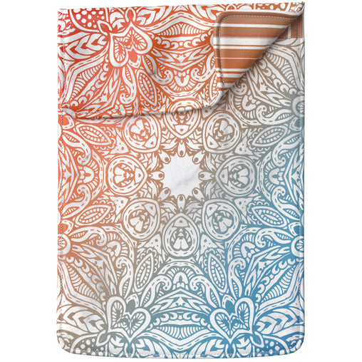 Lex Altern Laptop Sleeve Colorful Hindu Pattern