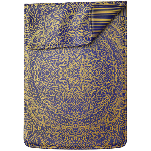 Lex Altern Laptop Sleeve Bohemian Henna