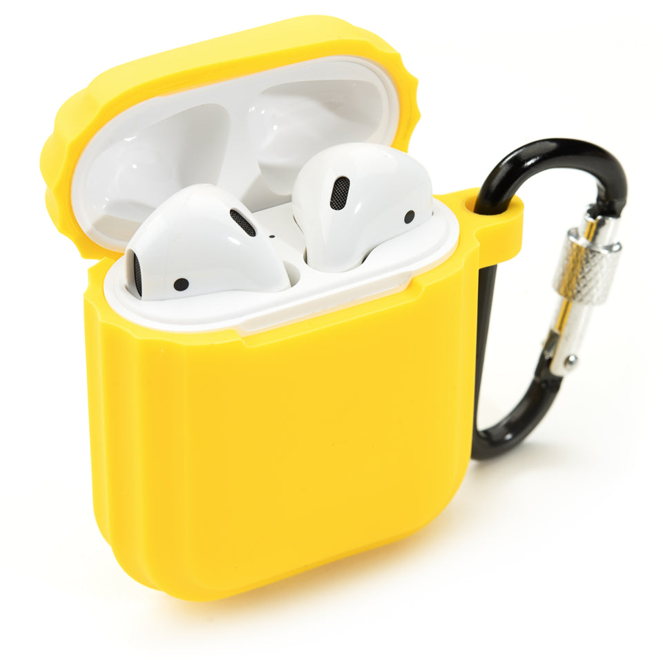 Shock-Proof AirPod Case - Yellow