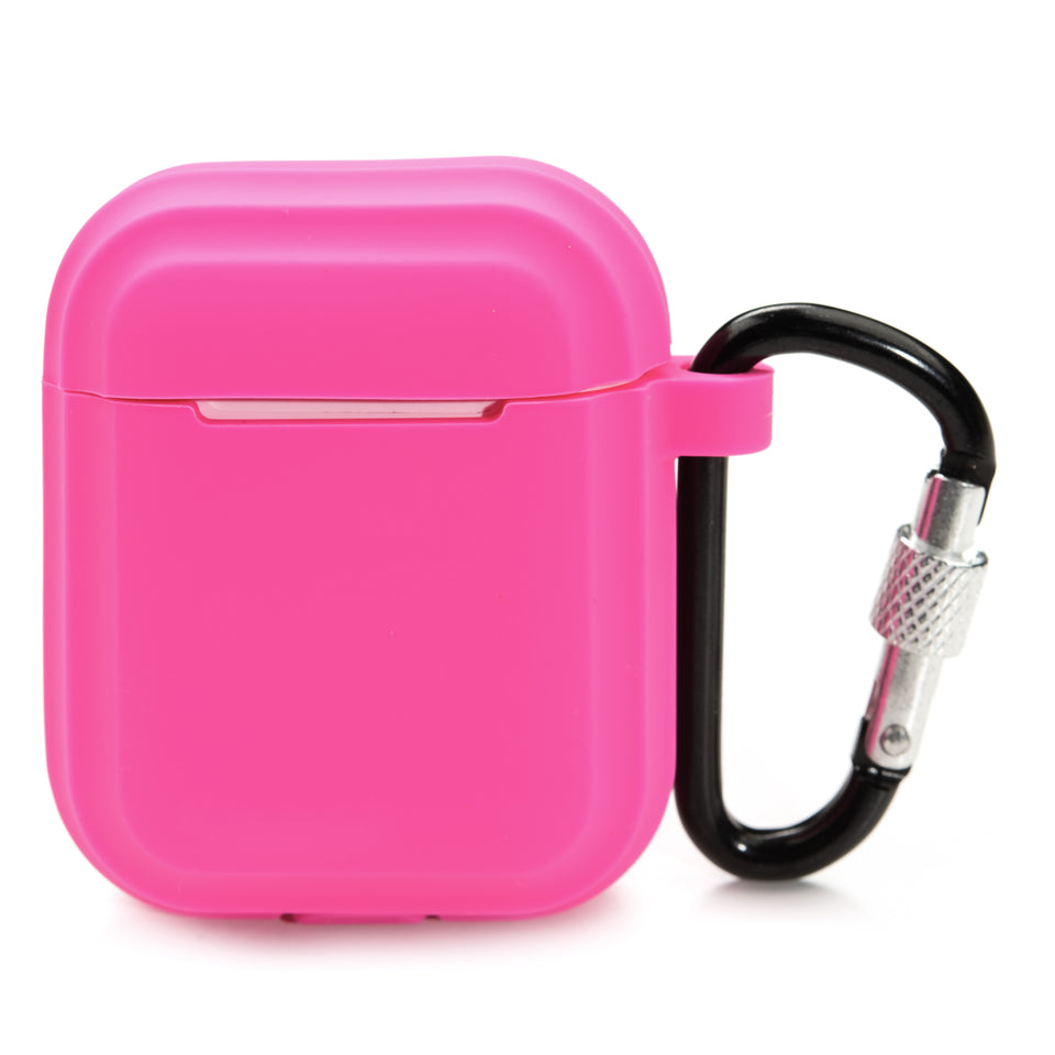 Shock-Proof AirPod Case - Hot Pink