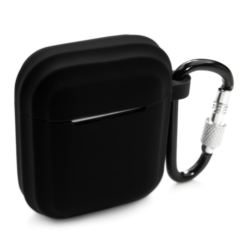 Shock-Proof AirPod Case - Black