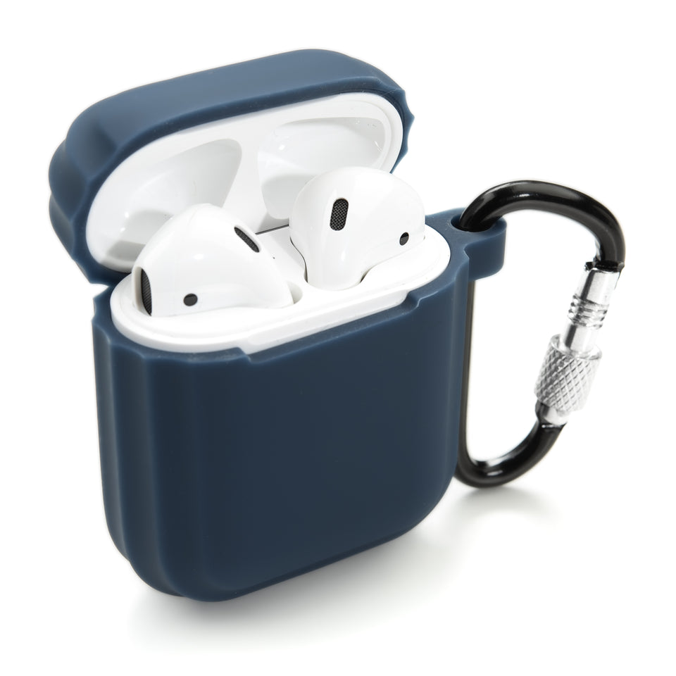 Shock-Proof AirPod Case - Dark Blue