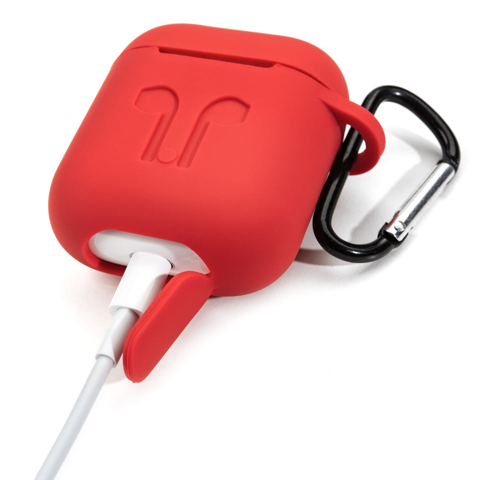 Basic AirPod Case - Red
