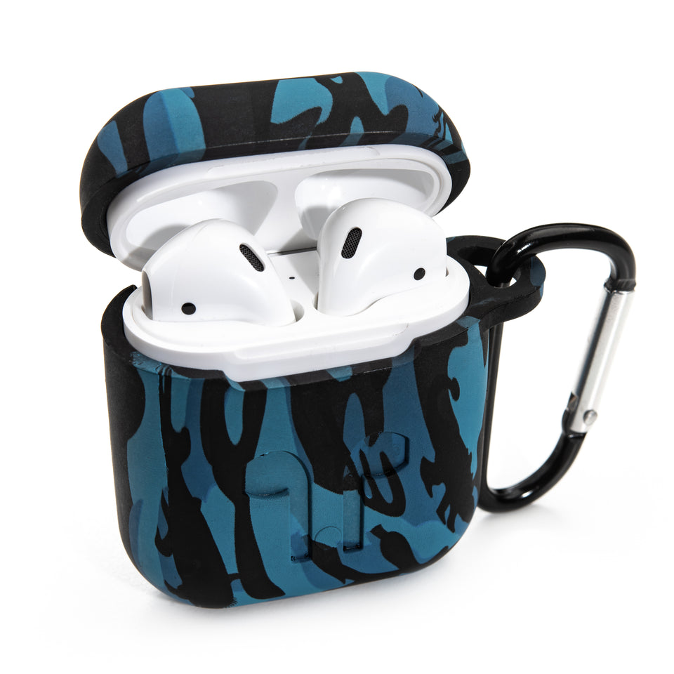 Camo AirPod Case - Aquaflage