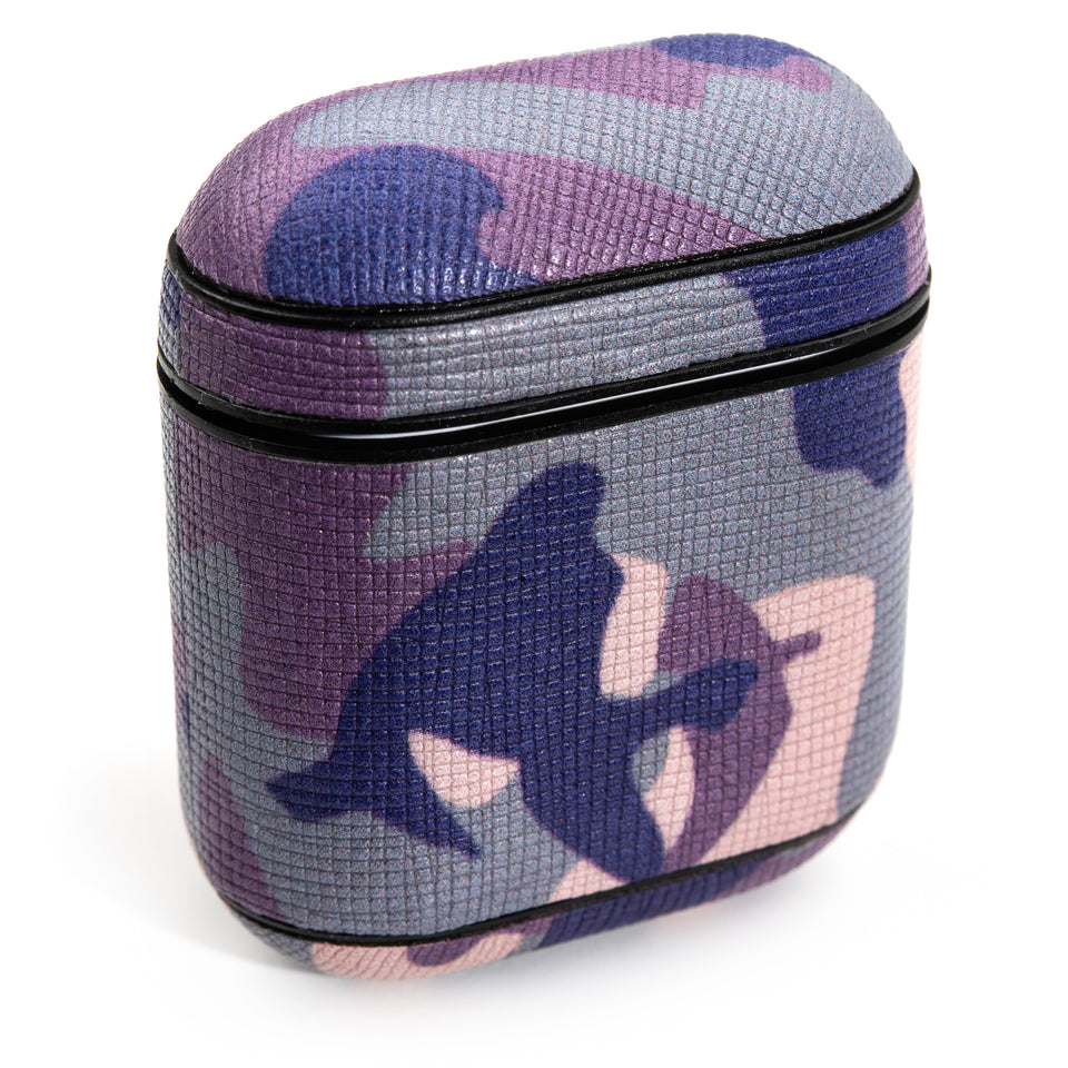 Camo AirPod Case - Purple Camo