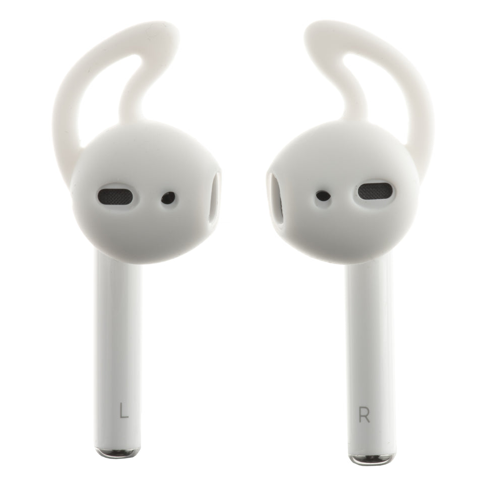 SecureFit™ AirPod Earhooks - White