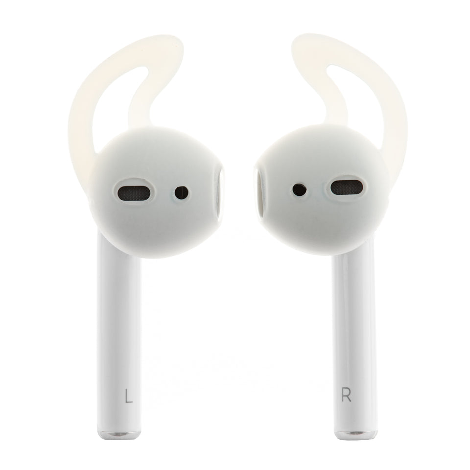 SecureFit™ AirPod Earhooks - Clear