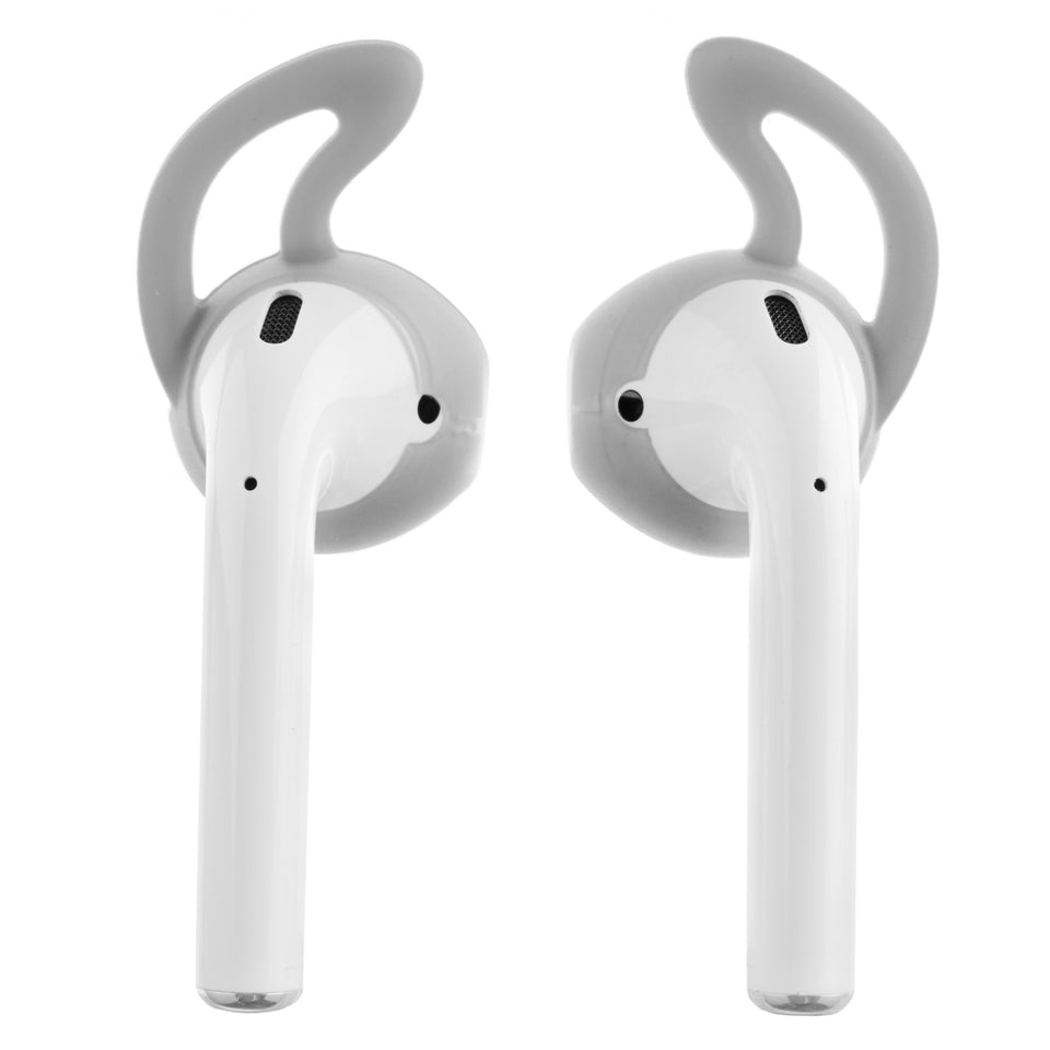 SecureFit™ AirPod Earhooks - Grey
