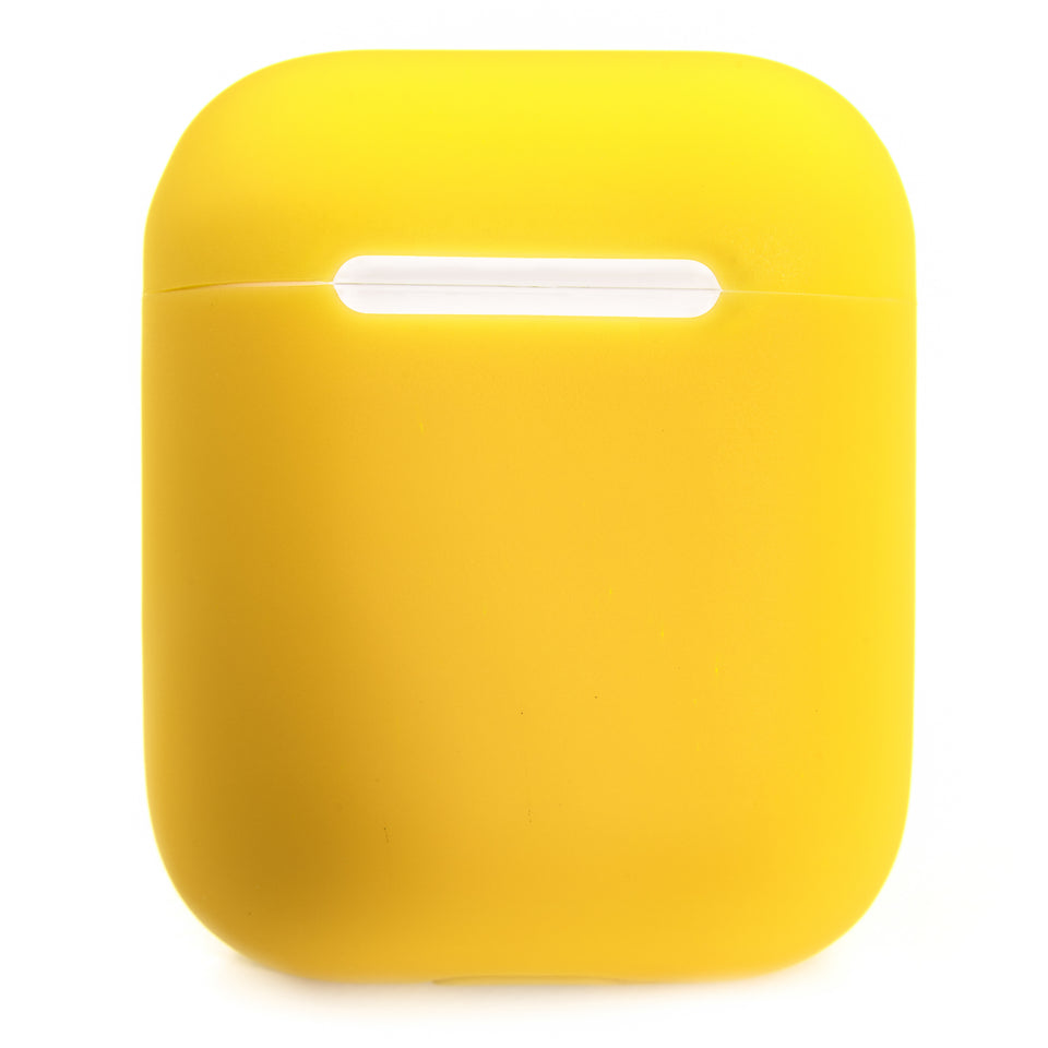 UltraThin AirPod Case - Yellow