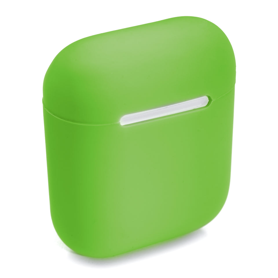 UltraThin AirPod Case - Lime Green