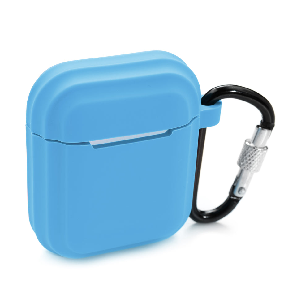 Shock-Proof AirPod Case - Light Blue