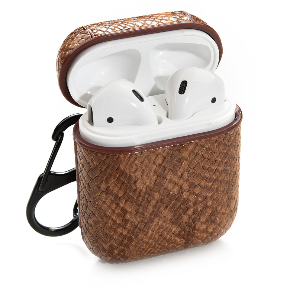 Designer AirPod Case - Lizard