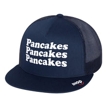 Load image into Gallery viewer, Pancakes Trucker Mesh Back Cap - Pancakewear