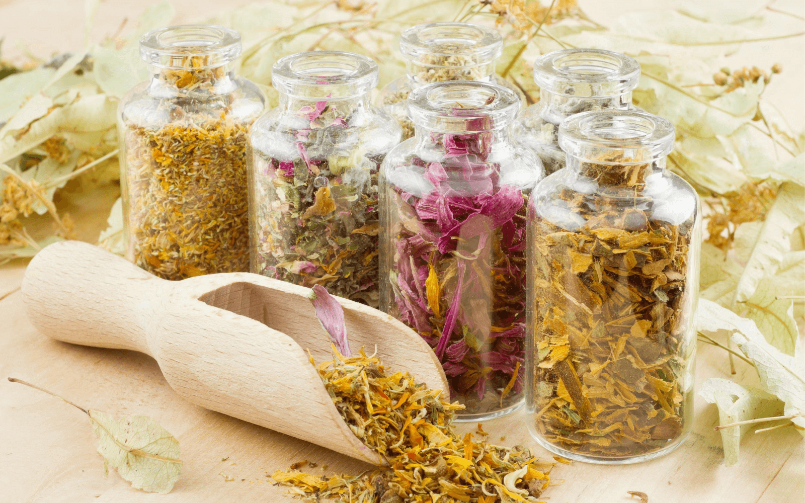 DIY Herbal Hair Rinses