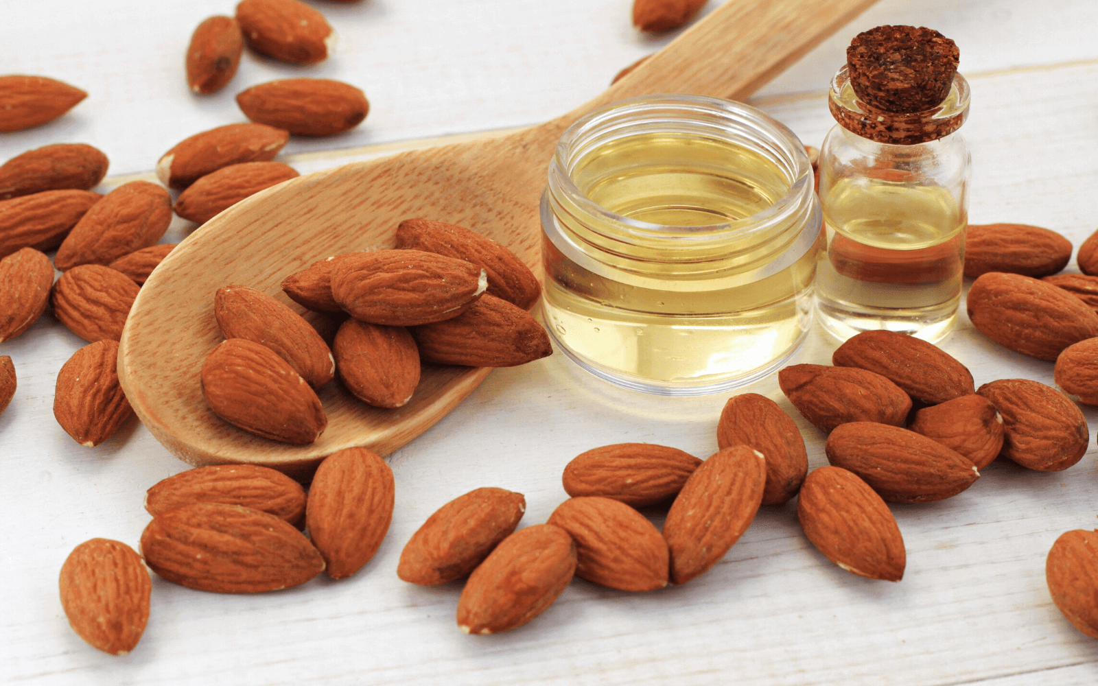 Sweet Almond Oil, The DIY Staple