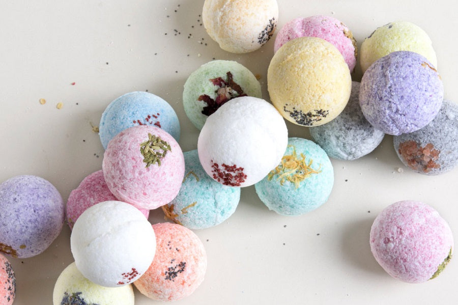 DIY Bath Bombs!