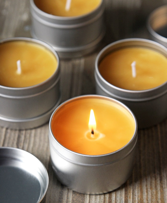 Natural Candle Making