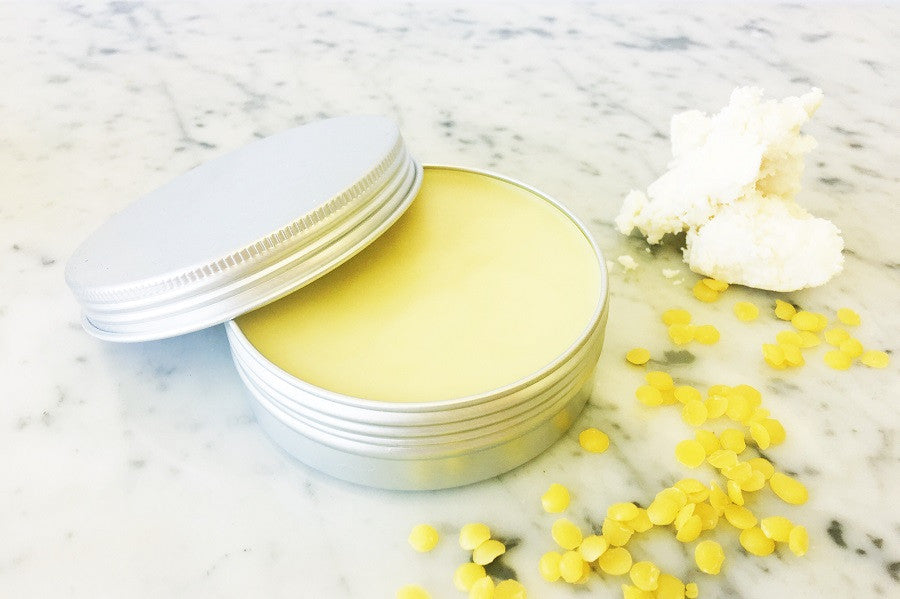 DIY Foot Balms