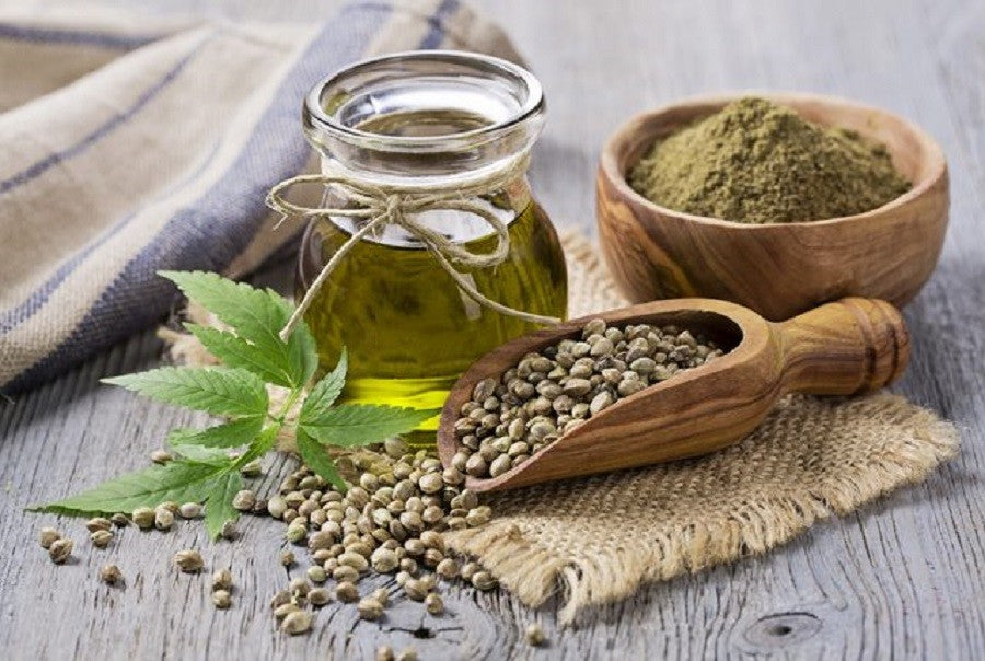 Hemp Seed Oil DIY