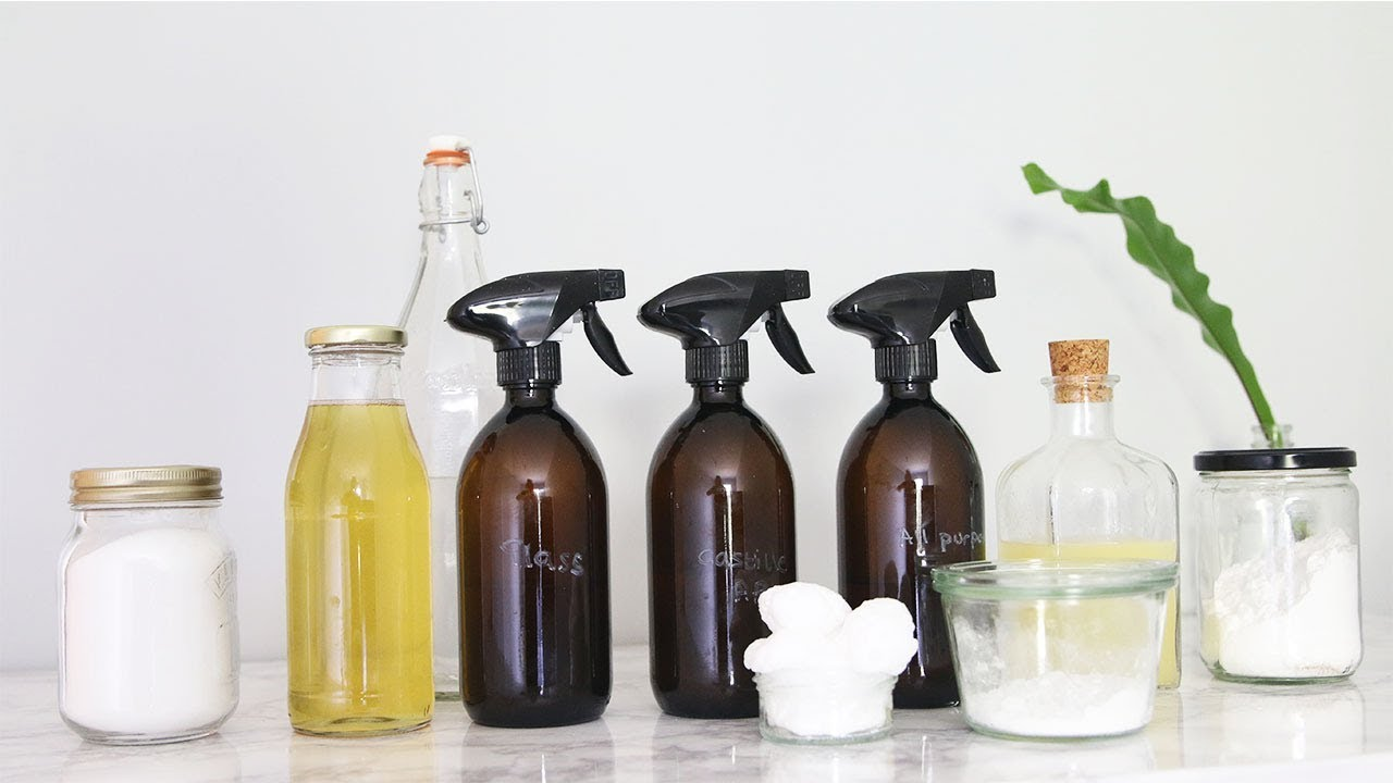 DIY Natural Home Cleaning