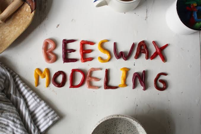 DIY Natural Modeling Wax