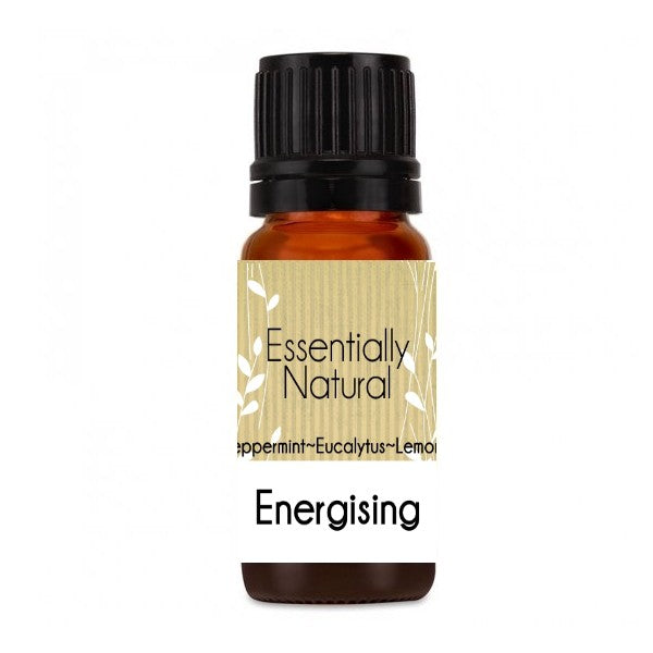 Essentially Natural Energising Essential Oil Blend