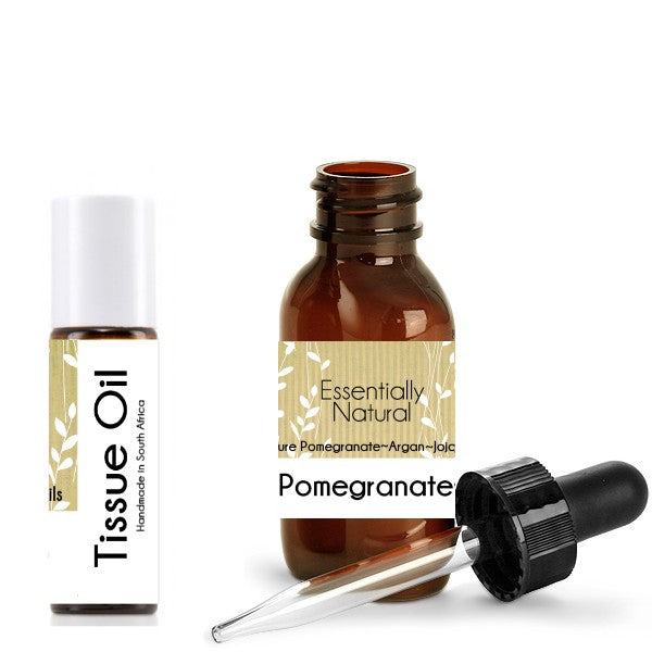 Essentially Natural Pomegranate Tissue Oil Blend - Essentially Natural