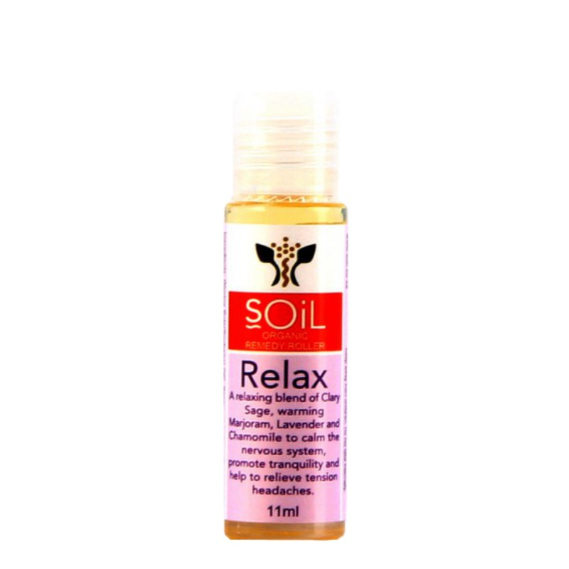 SOiL Relax Remedy Roller