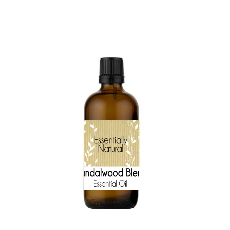 Essentially Natural Sandalwood Essential Oil Blend (14%)
