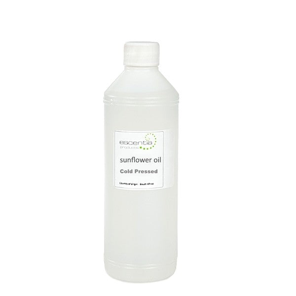 Escentia Sunflower Seed Oil (Cold Pressed)