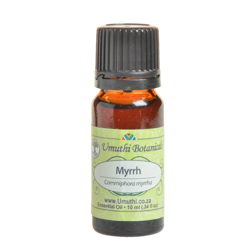 Umuthi Myrrh Essential Oil - Essentially Natural